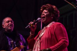 George Porter, Jr. and Irma Thomas