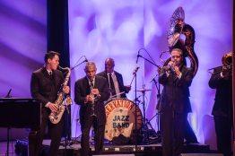 Preservation Hall Jazz Band at Allen Toussaint funeral