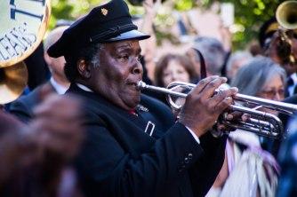 Allen Toussaint funeral
