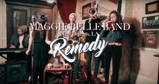 Maggie Belle Band
