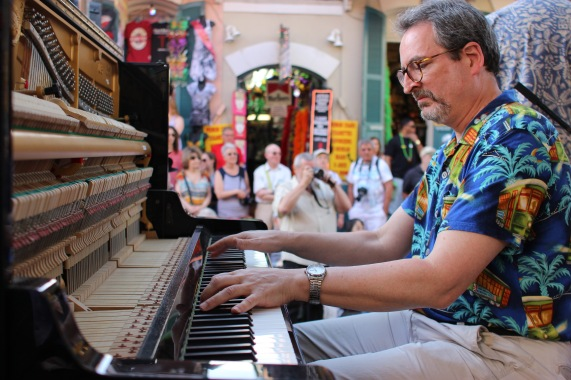 French Quarter Fest 2016 - David Boeddinghaus