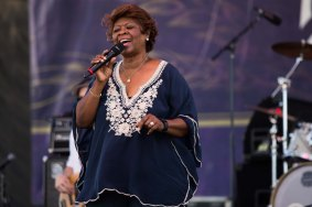 French Quarter Fest 2016 - Irma Thomas
