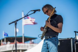 French Quarter Fest 2016 - Sonny Landreth