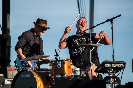French Quarter Fest 2016 - Cowboy Mouth