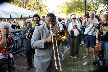 French Quarter Fest 2016