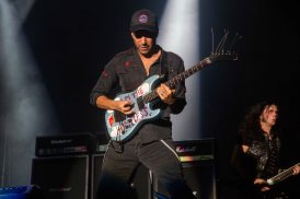 Tom Morello, Noé Cugny