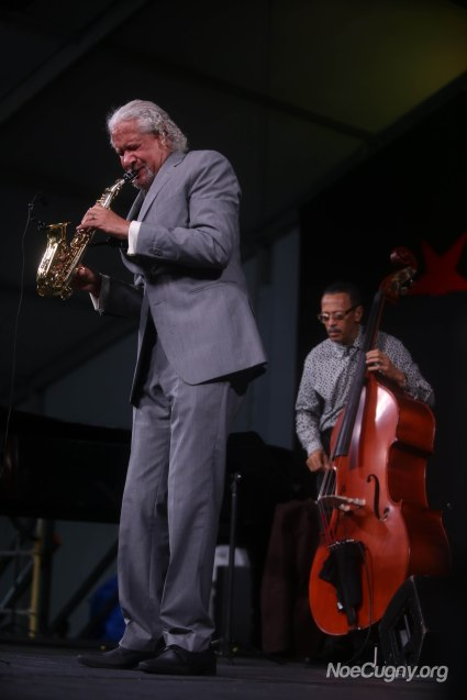 New Orleans Jazz Fest 2016 - Heads of State, Gary Bartz