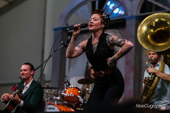New Orleans Jazz Fest 2016 - Meschiya Lake