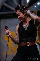 New Orleans Jazz Fest 2016 - Meschiya Lake