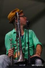 New Orleans Jazz Fest 2016 - Charlie Halloran