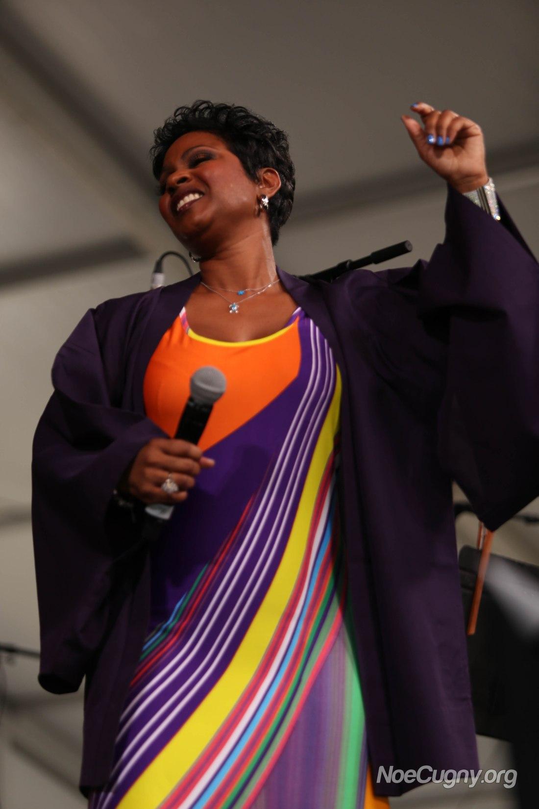 New Orleans Jazz Fest 2016 - Stephanie Jordan