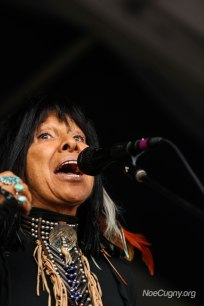New Orleans Jazz Fest 2016 - Buffy Sainte Marie