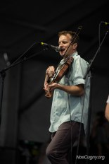 New Orleans Jazz Fest 2016 - Lost Bayou Ramblers, Louis Michot