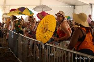 New Orleans Jazz Fest 2016 - Crowd