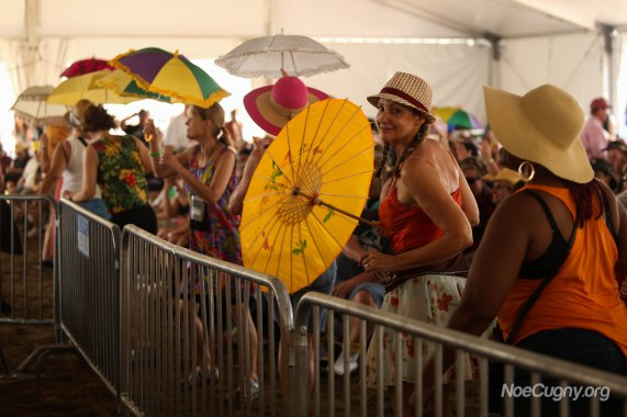 New Orleans Jazz Fest 2016 - Crowd