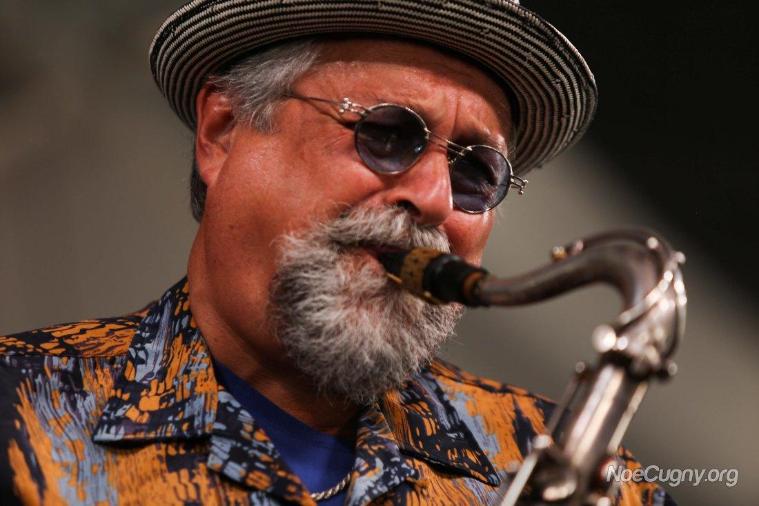 New Orleans Jazz Fest 2016 - Joe Lovano