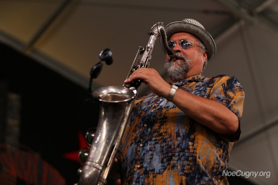 New Orleans Jazz Fest 2016 - Joe Lovano
