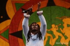 New Orleans Jazz Fest 2016 - Big Freedia