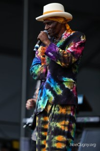 New Orleans Jazz Fest 2016 - Cyril Neville