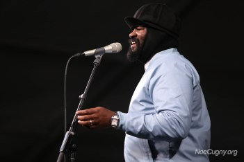New Orleans Jazz Fest 2016 - Gregory Porter
