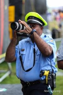 New Orleans Jazz Fest 2016 - Cop