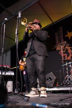 New Orleans Jazz Fest 2016 - Trumpet Mafia, Nicholas Payton
