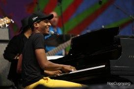 New Orleans Jazz Fest 2016 - Jon Batiste