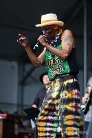 New Orleans Jazz Fest 2016 - Cyril Neville