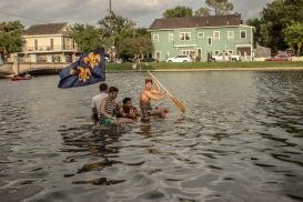Bayou Boogaloo 2016 - Float