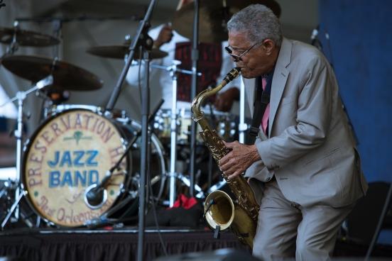 JF17- Preservation Hall Jazz Band - Charlie Gabriel