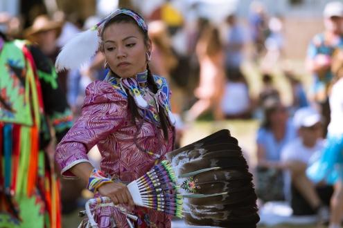 JF17- Native American - Dancer