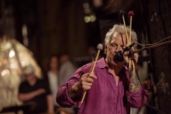 Mike Dillon Punk Rock Percussion Consortium, Music Box Village, New Orleans, 2017