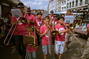 Saint Omer Jaaz Festival - Parade
