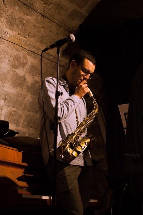 Neil Saidi, Zoot Jam, La Cave Café