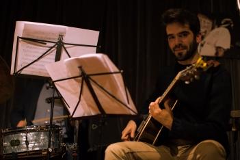 Clément Trimouille, Zoot Jam, La Cave Café
