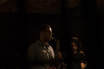 Thomas Gomez, Neil Saidi, Zoot Jam, La Cave Café