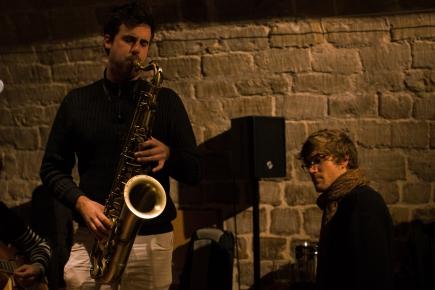 Zoot Jam, La Cave Café