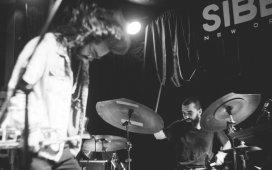 Alex Massa, Bras Webb, Siberia Lounge, New Orleans, 2018