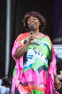 French Quarter Fest 2018 - 04/12/18 - Irma Thomas - Photo: Noé Cugny