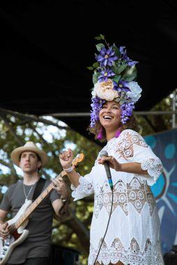 French Quarter Fest 2018 - Robin Barnes, Pat Casey