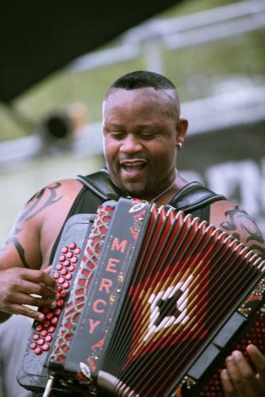 French Quarter Fest 2018 - Dwayne Dopsie