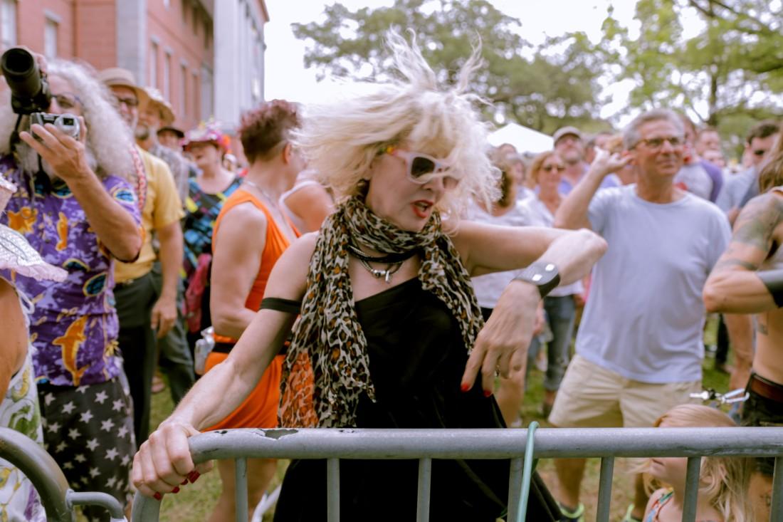 French Quarter Fest 2018 - Rory Danger & the Danger Dangers