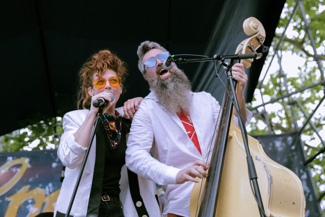 French Quarter Fest 2018 - Rory Danger & the Danger Dangers