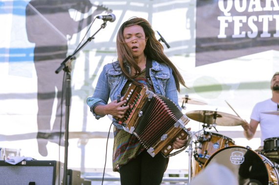 French Quarter Fest 2018 - Rosie Ledet