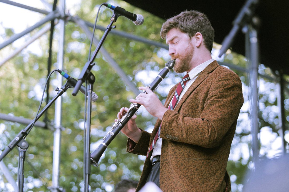 French Quarter Fest 2018 - Dukes of Dixieland - Owen Callahan