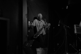 Kidd Jordan, New Orleans, 2017