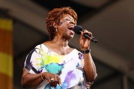 Irma Thomas, Jazz Fest, 2016