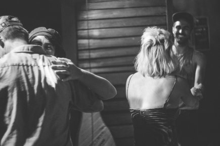 Dancers, Sidney's Saloon, New orleans, 2018