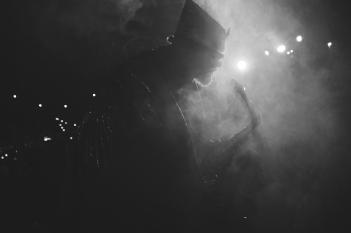 Marshall Allen, Sun Ra Arkestra, Music Box Village, New Orleans, 2018