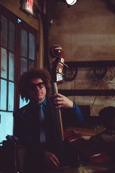 Ben Jaffe, Preservation Hall, New Orleans, 2019.